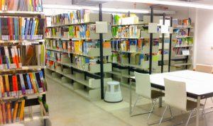 Schulbuchsammlung In Der Bibliothek Alte Münze Neu Arrangiert Ublog